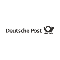 Müller | Bücher - Bürobedarf - Schulbedarf - Papier Eppingen - Deutsche Post Logo