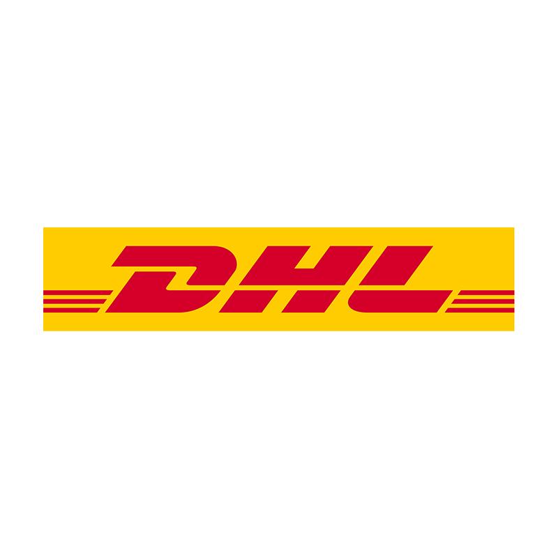 Müller | Bücher - Bürobedarf - Schulbedarf - Papier Eppingen - DHL Logo
