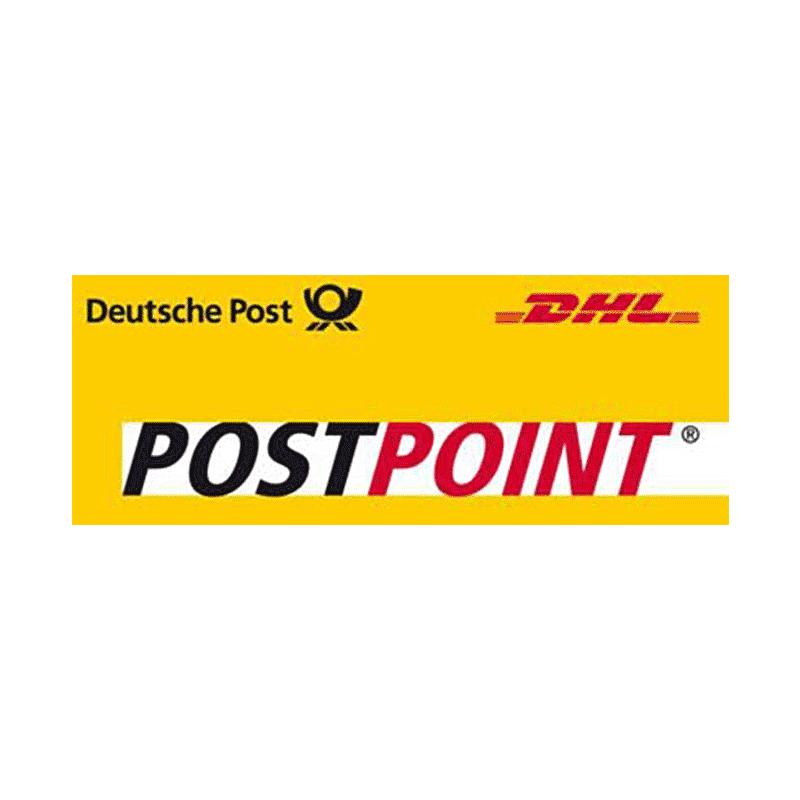 Müller | Bücher - Bürobedarf - Schulbedarf - Papier Eppingen - POSTPOINT Logo
