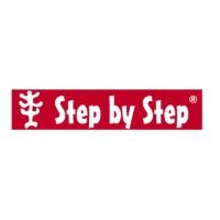Müller | Bücher - Bürobedarf - Schulbedarf - Papier Eppingen - Step by Step Logo