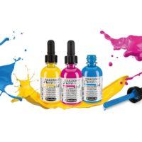AKADEMIE Acryl color Ink – die flüssige Form der AKADEMIE Acryl color
